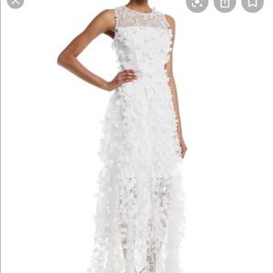 Wedding dress or formal white dress